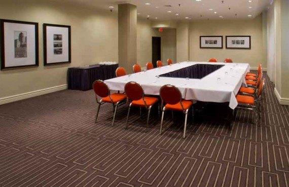 Manoir Victoria - Salle de réunion