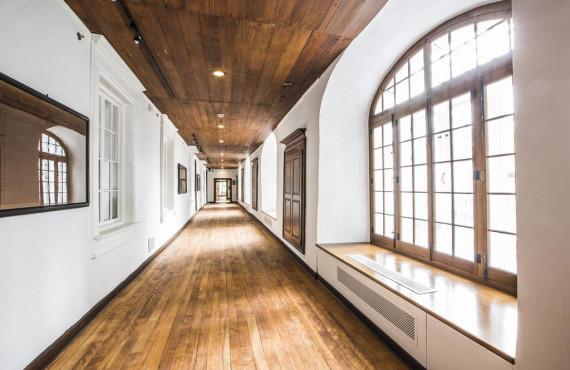 Couloir Niveau 4