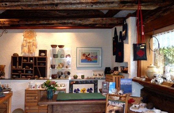Ranch Nakiska - Boutique d'artisans locaux