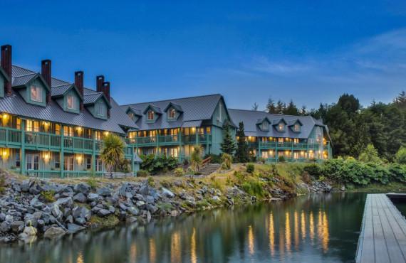 Canadian Princess Lodge, BC