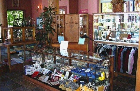 Pourvoirie Tsa Kwa Luten - Boutique souvenirs