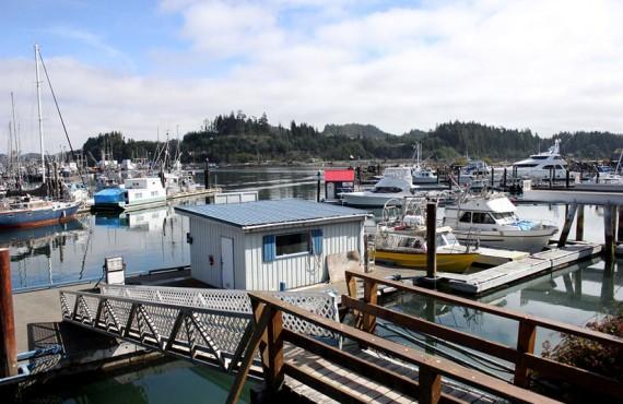 Quaterdeck Inn - La Marina à proximité