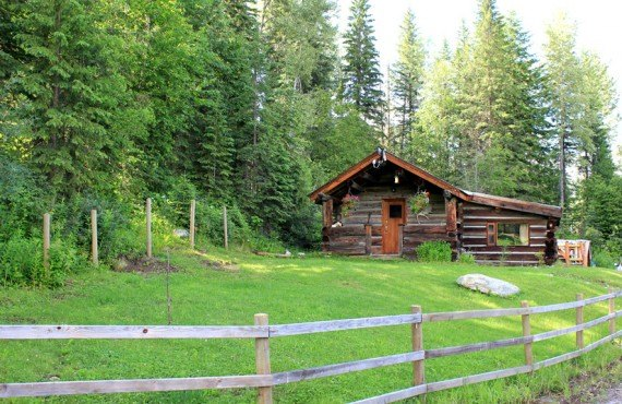 Ranch Clearwater Springs - Cottage sur le site