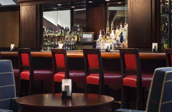 Sheraton Philadelphie Downtown - Lobby Bar