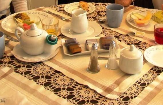 Sonata Inn - Petit-déjeuner