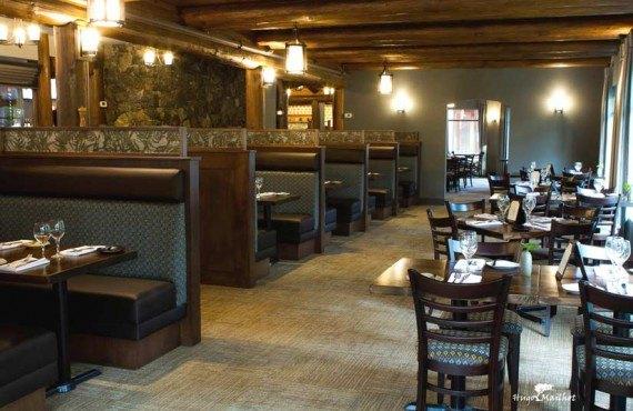 Tigh-Na-Mara - Cedars Restaurant