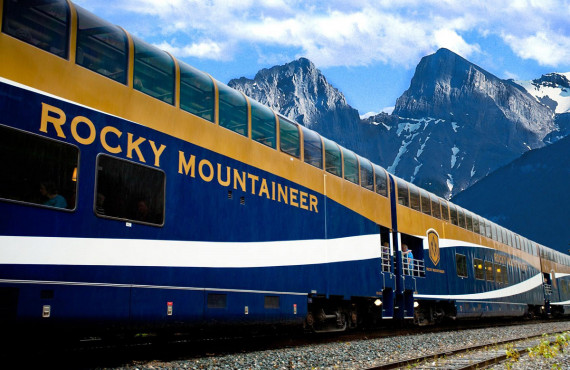 Rocky Mountaineer, Vancouver, BC