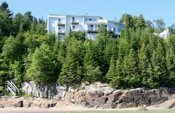 Auberge riviere Saguenay