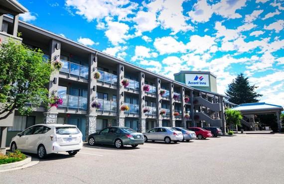 Accent Inn - Kelowna, BC