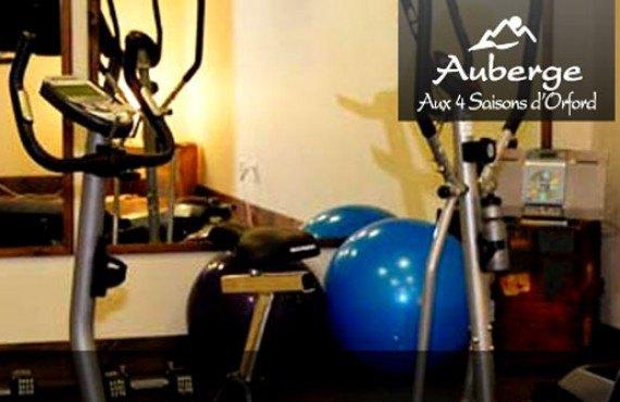 Auberge aux 4 saisons - Salle d'exercice