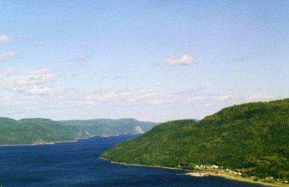 Auberge la Fjordelaise - À proximité, Fjord du Saguenay