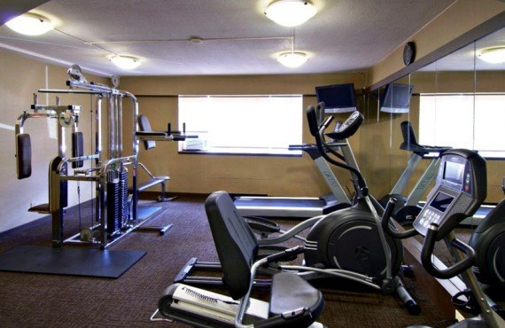 Best Western Sands Vancouver - Salle fitness