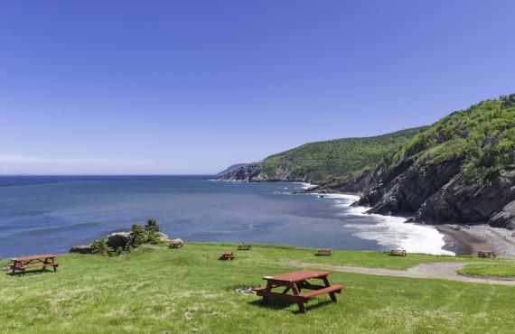 Meat Cove, Cap-Breton, NS