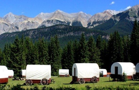 Chalet du Ranch Beaverfoot - Wagon Train