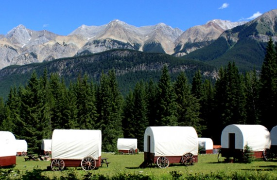 Chalet du Ranch Beaverfoot - Wagon Train