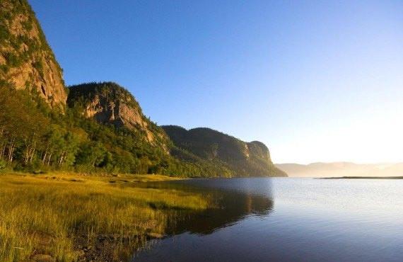 Parc National du Fjord-du-Saguenay, Rivière Éternité