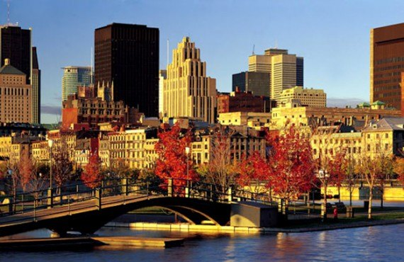 Cemtre-ville de Montreal
