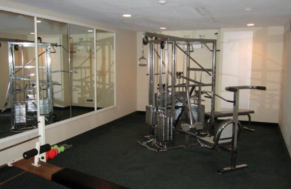 Clearwater Lodge - Gym