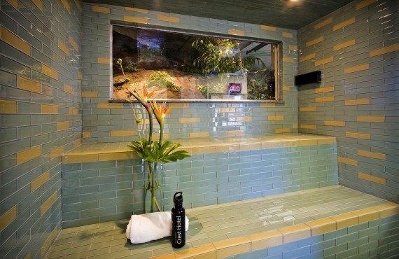 Crest Hotel - Sauna