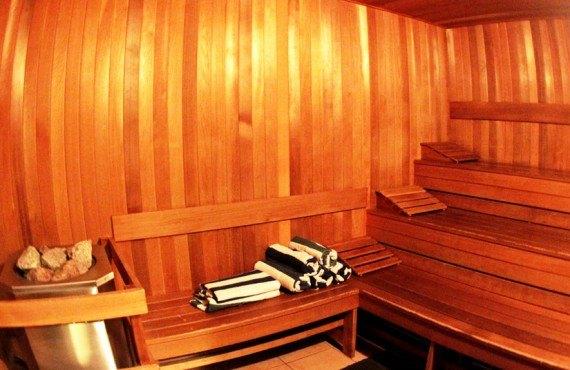 Crystal Lodge - Sauna