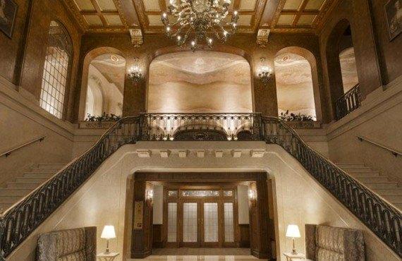 Escalier salle de Bal