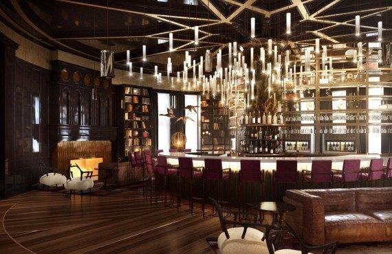 Fairmont Château Frontenac - Bar à vin & fromages