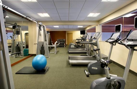 Fairmont Château Louise - Gym