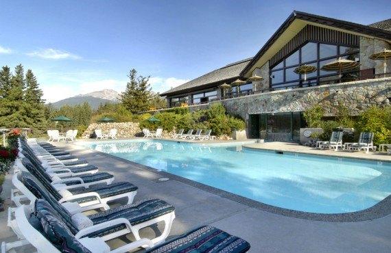 Fairmont Jasper Park Lodge - Piscine
