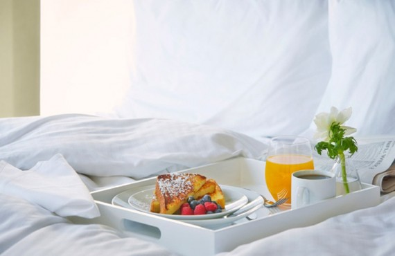 Fifty NYC - an Affinia hotel - Petit-déjeuner