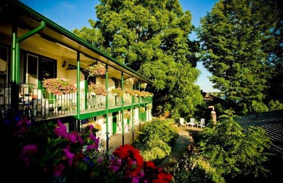 Gananoque Inn & Spa - Terrasse