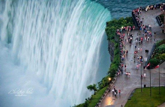 Chutes Niagara à proximité
