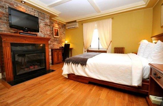 Hotel Acadia - Chambre Supérieure