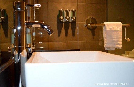 Hôtel des Commandants - Salle de bain