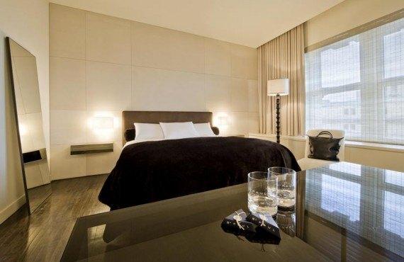 Hôtel St-Paul Montréal - Supérieure lit king