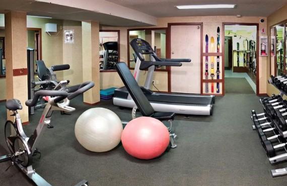 Irwin's Mountain Inn - Gym