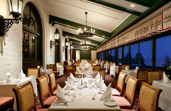 The Saint-Laurent restaurant