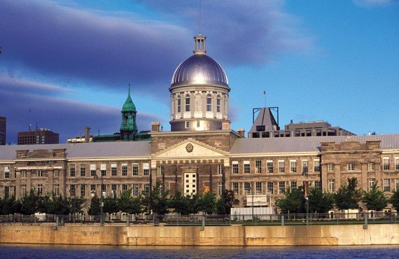Bonsecours Market, Old Montreal