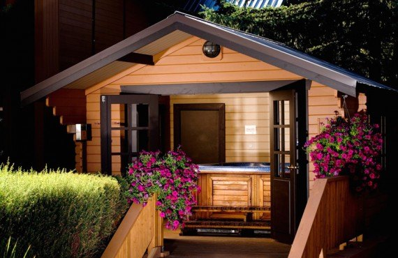 Marmot Lodge - Jacuzzi