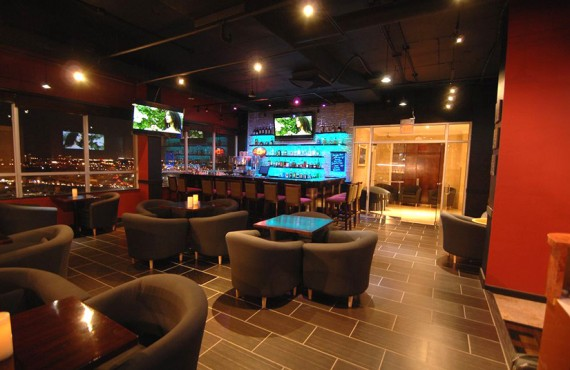 Bar de l'hotel