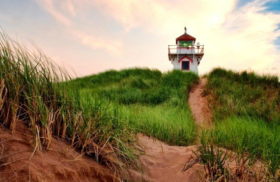 Covehead Harbour Lighthouse, Prince Edward Island