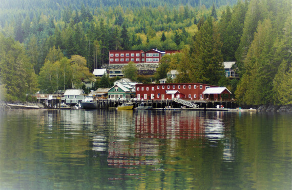 Harbour Telegraph Cove