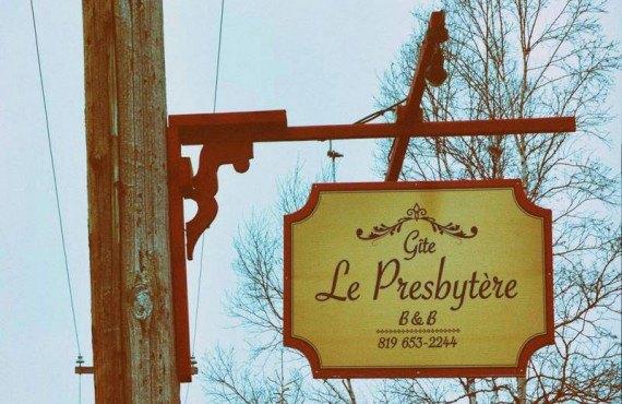 Gite Presbytere du lac Edouard
