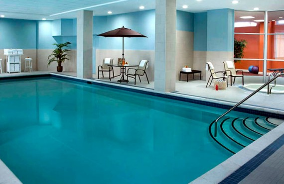 Residence Inn Marriott Kingston - Piscine