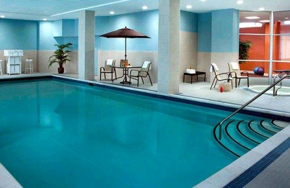 Residence Inn Marriott Kingston - Piscine