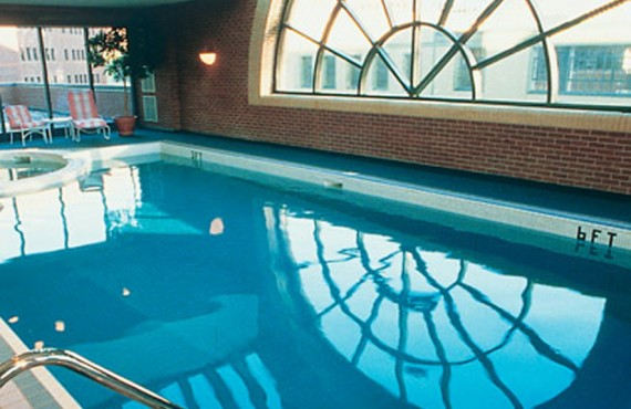 The Prince George Hotel - Piscine
