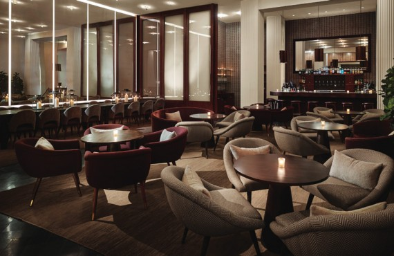 The Redbury New York - Lounge