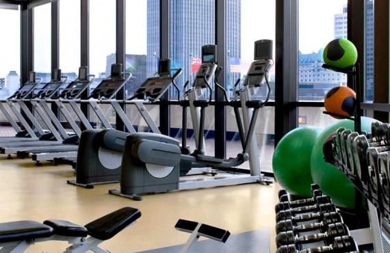 Hôtel Westin - Gym