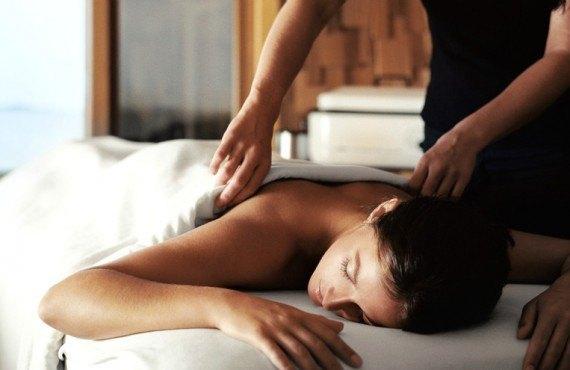 Wickanninnish Inn - Massage