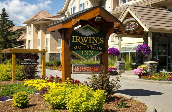 Irwins Mountain Inn - Banff, A