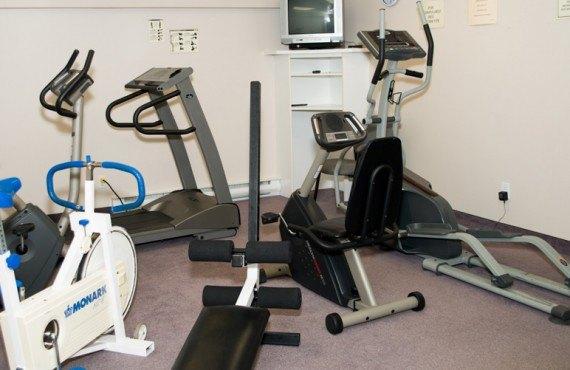 Auberge L'Ambassadeur - Gym
